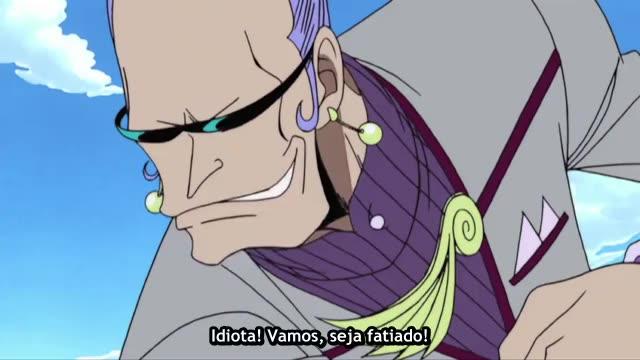 One Piece Episódio - 61Fúria Na Decisão!