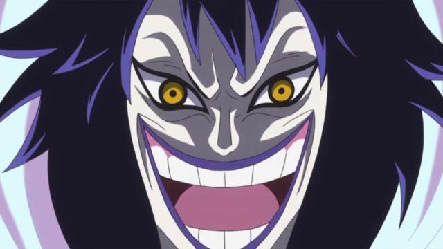 One Piece Episódio - 610Punhos Colidem!