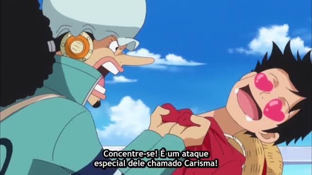 One Piece Episódio - 628Grande Virada!