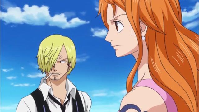 One Piece Episódio - 629Choque Violento!