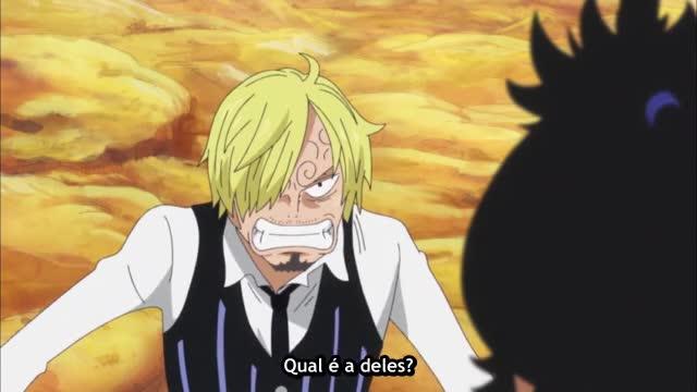 One Piece Episódio - 630Aventura!