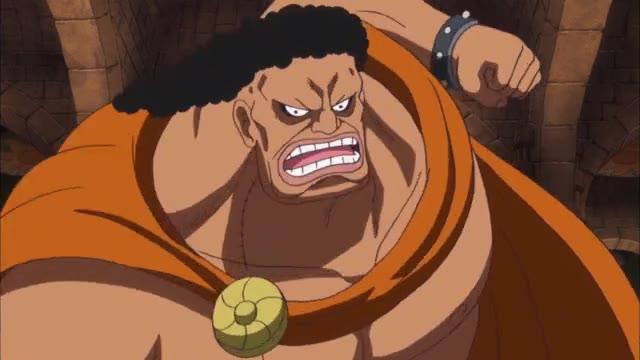 One Piece Episódio - 633O Soldado Desconhecido Mais Poderoso!