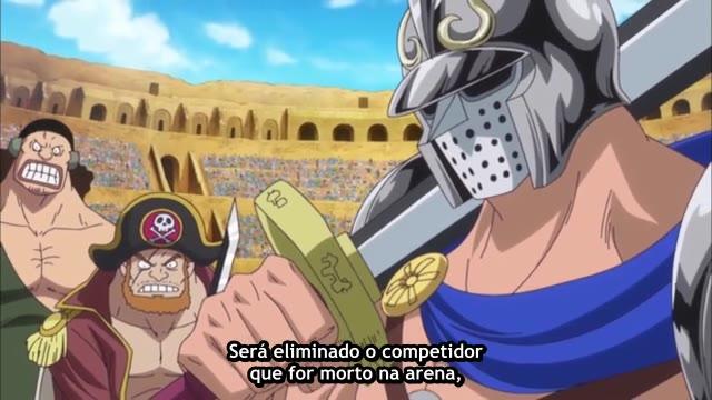One Piece Episódio - 636Supernova!