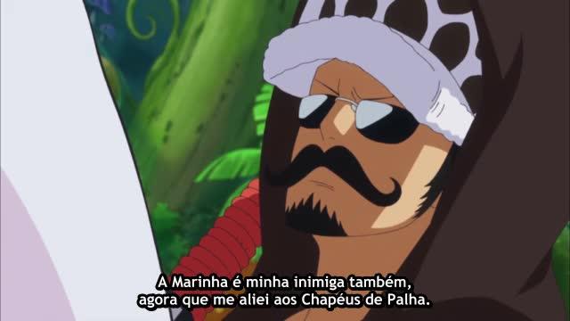 One Piece Episódio - 640Aventura!