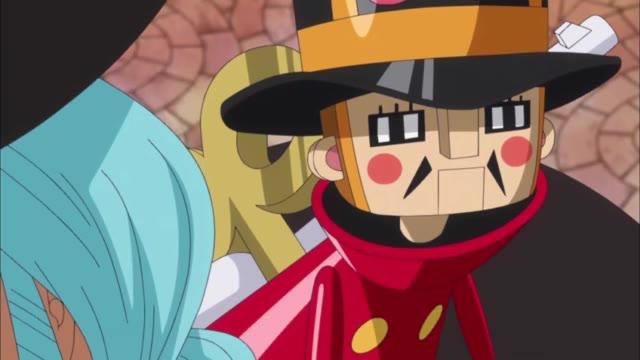 One Piece Episódio - 641O Mundo Desconhecido!