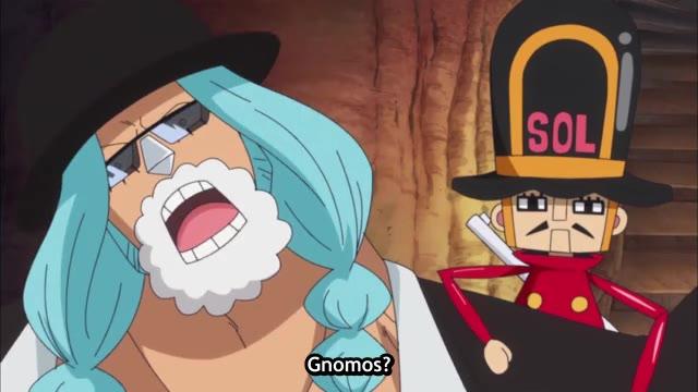 One Piece Episódio - 648Avante!