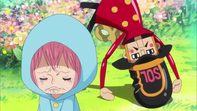 One Piece Episódio - 651Proteja-a até o fim!