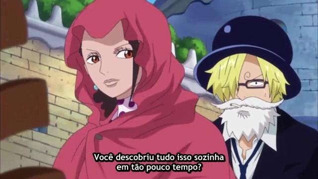 One Piece Episódio - 653A batalha decisiva!