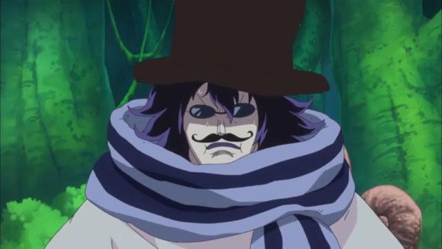 One Piece Episódio - 654A Espada Linda!