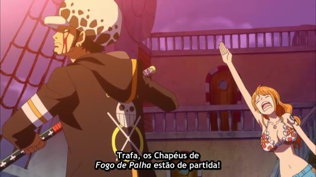 One Piece Episódio - 655A Grande Batalha!