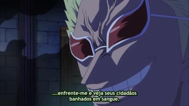 One Piece Episódio - 659Um Passado de Arrepiar!