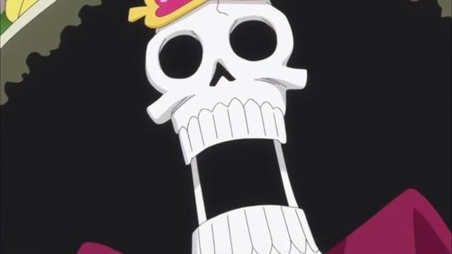 One Piece Episódio - 662Dois Grandes Homens se Encaram!