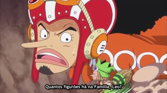 One Piece Episódio - 664A Operação SOP Começa