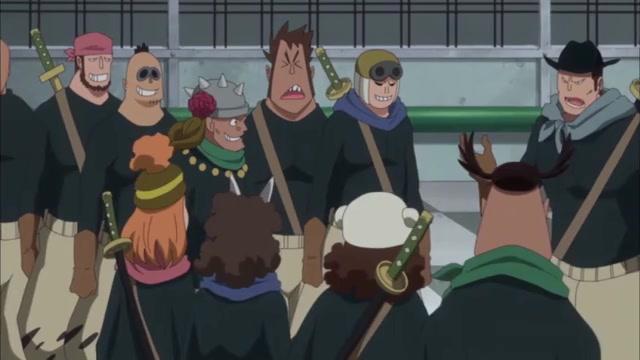 One Piece Episódio - 665Fortes Emoções