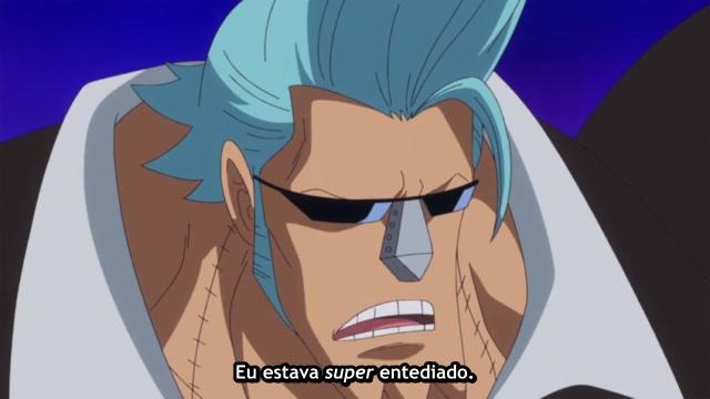 One Piece Episódio - 669O Castelo se Mexe!