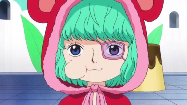 One Piece Episódio - 671Derrotem Sugar!