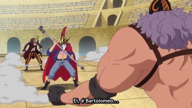 One Piece Episódio - 672A última luz!