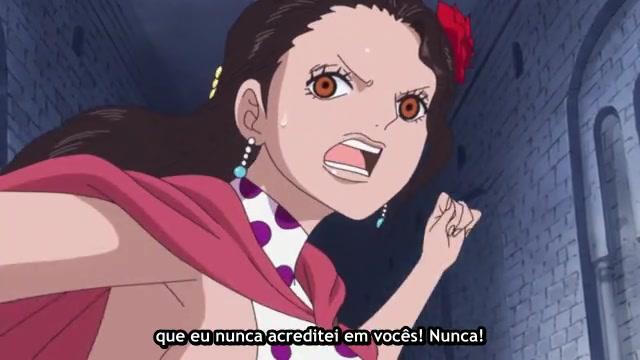 One Piece Episódio - 673O Homem Estouro!