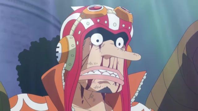 One Piece Episódio - 678A Explosão dos Punhos de Fogo!