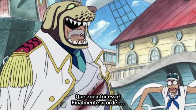 One Piece Episódio - 68Ânimo, Cobby !