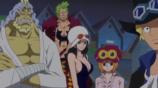 One Piece Episódio - 680A armadilha do demônio!