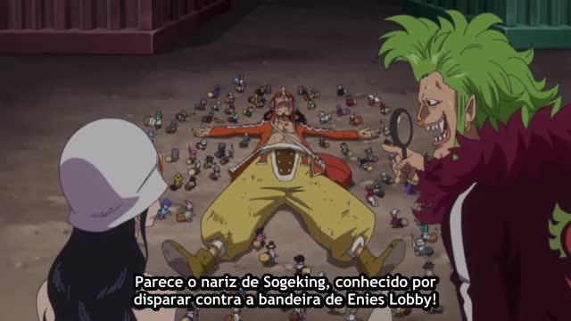 One Piece Episódio - 681O Homem de 500 Milhões de Berries!