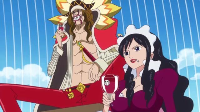 One Piece Episódio - 682Rompendo as Frentes Inimigas!