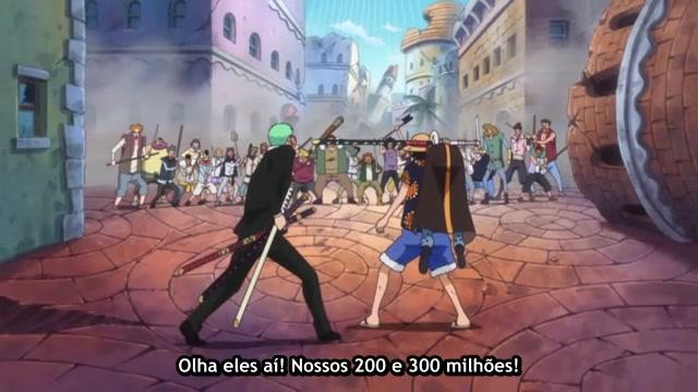 One Piece Episódio - 683A Terra Treme!