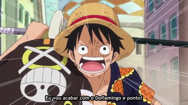 One Piece Episódio - 684Reunindo uma Frente Poderosa!