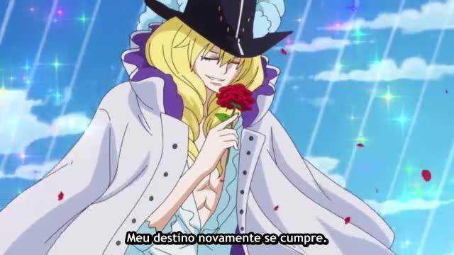 One Piece Episódio - 685A Grande Ofensiva!