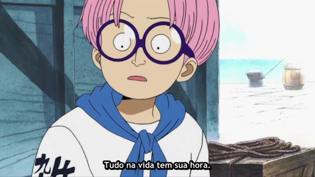 One Piece Episódio - 69A Determinação De Cobby-Meppo!