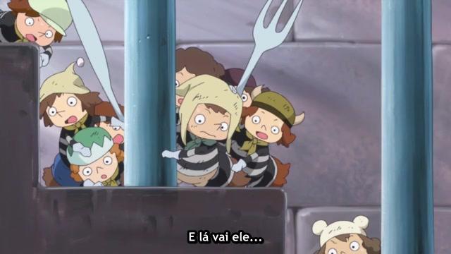 One Piece Episódio - 692O Embate Violento Complica!
