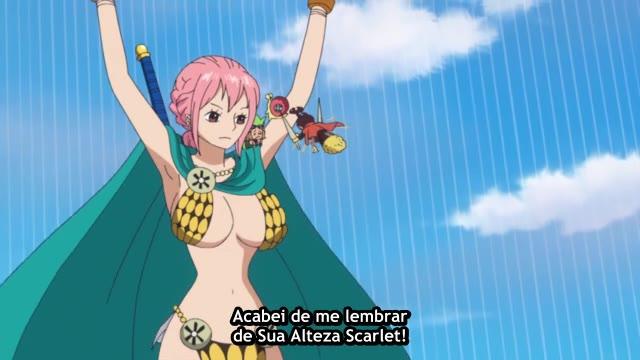 One Piece Episódio - 694Os Imortais! O Terrível Exército dos Quebra-Nozes