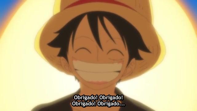 One Piece Episódio - 695Arriscando Nossas Vidas!