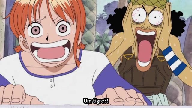 One Piece Episódio - 70A Antiga Ilha!