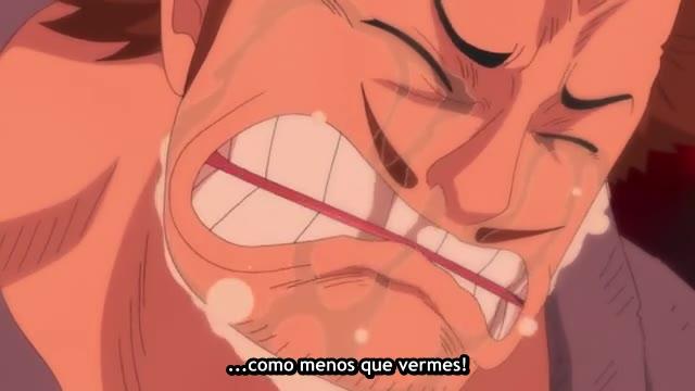 One Piece Episódio - 702Tenryuubito!