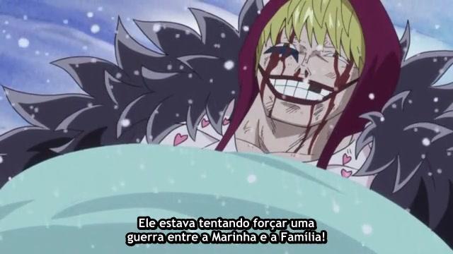 One Piece Episódio - 706Vá, Law!
