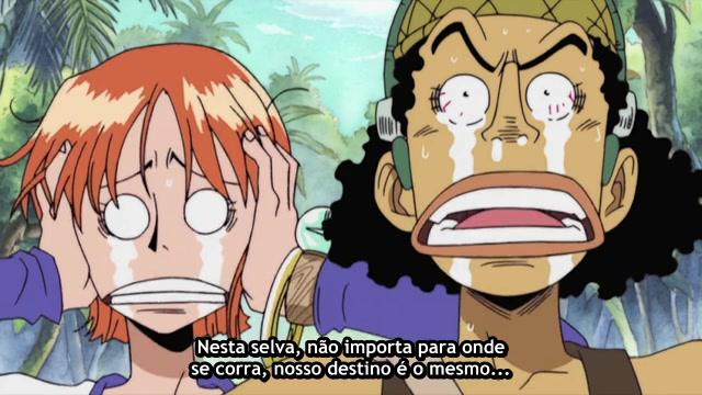 One Piece Episódio - 71Um Grande Duelo!