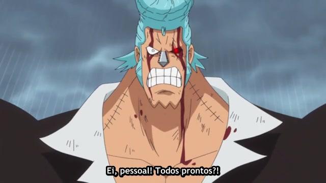 One Piece Episódio - 716O Enxame da Morte!