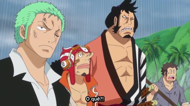 One Piece Episódio - 721A Morte De Law!