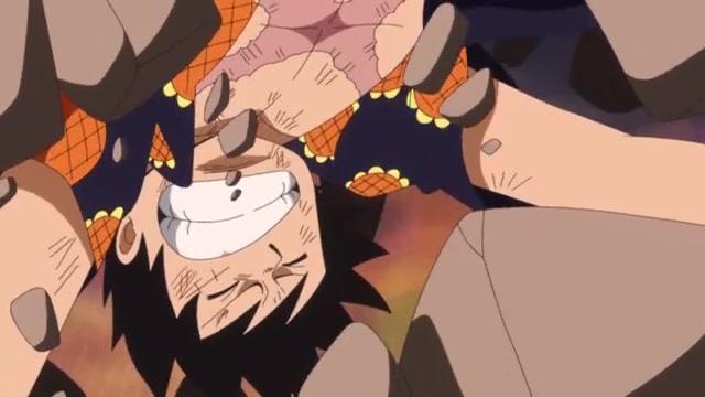 One Piece Episódio - 725Explosão de Raiva. Eu me Responsabilizo por Tudo!
