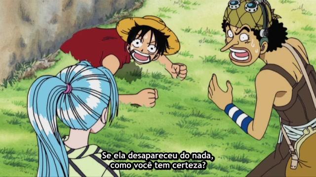 One Piece Episódio - 73Brogy Lamenta A Vitória!