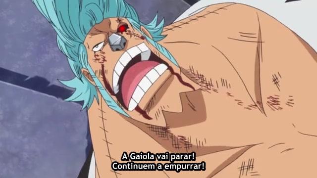 One Piece Episódio - 731Enquanto Estivermos Vivos