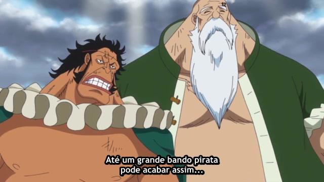One Piece Episódio - 735Sem Precedentes.