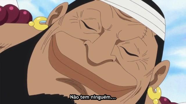 One Piece Episódio - 736Sacudindo o mundo.