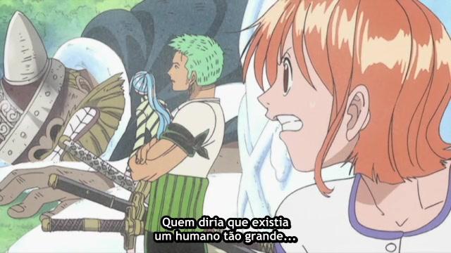 One Piece Episódio - 74A Vela Do Diabo!