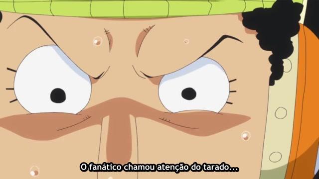One Piece Episódio - 746A Fúria Incontrolável dos Poderosos.