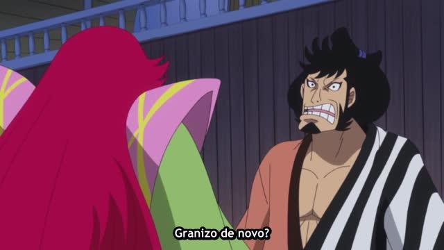 One Piece Episódio - 747A Fortaleza de Prata