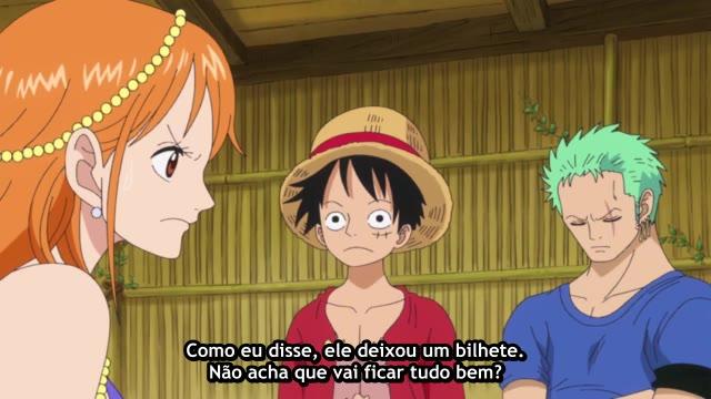 One Piece Episódio - 756Começa o Contra-Ataque,