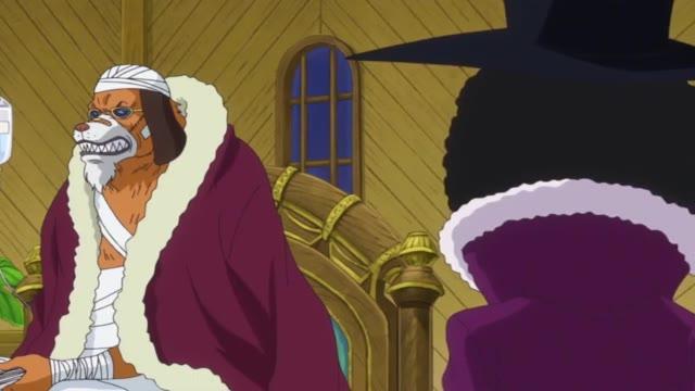 One Piece Episódio - 758O Rei do dia!